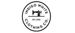 Indigo-White
